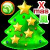 クリスマスツリー魔晄石【風】・Vのアイコン