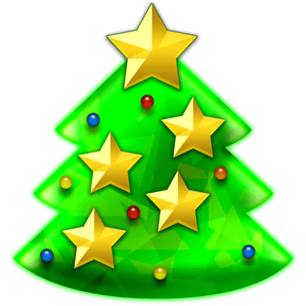 クリスマスツリー魔晄石【光】・Vの画像