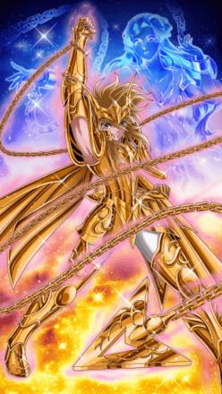 アンドロメダ星座の神聖衣 瞬(RCE)の画像