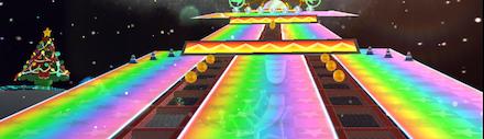 3DSレインボーロードRの画像