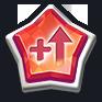 紅玉レベルアップ画像