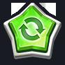 緑玉変換画像