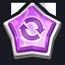 紫玉変換画像