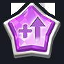 紫玉レベルアップ画像