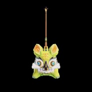 万福の虎・若草の画像