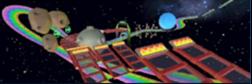 3DSレインボーロードXの画像