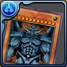 オベリスクの巨神兵のカードの画像