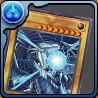 青眼の白竜のカードの画像
