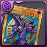 ブラック・マジシャンのカードの画像