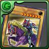暗黒騎士ガイアのカードの画像