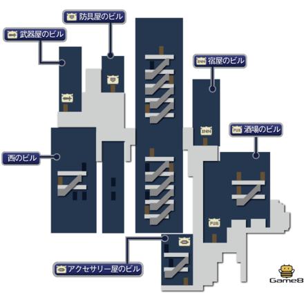 ゾゾのマップ