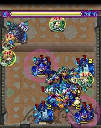 裏覇者37 ステージ3