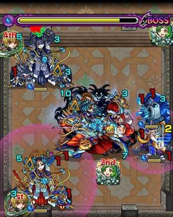裏覇者37 ボス4