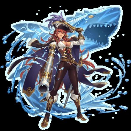 [豪胆女海賊]アルダの画像