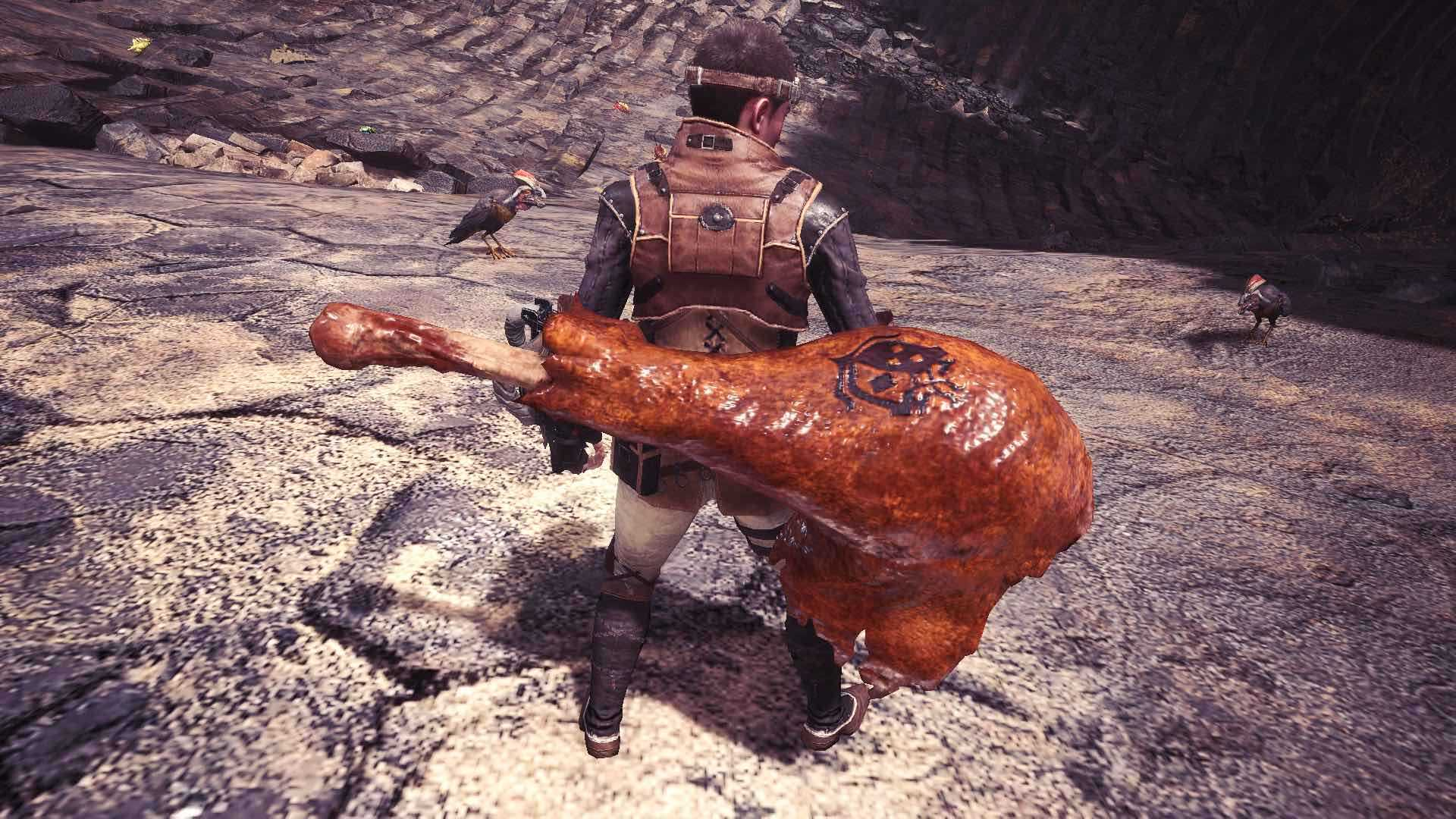 アイスボーン 肉ハンマー