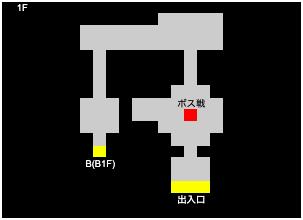 闘技場1F