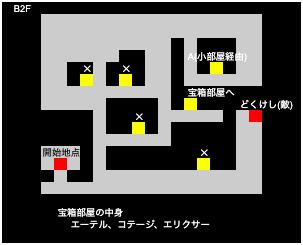 闘技場B2F