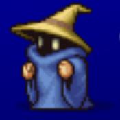 黒魔術士の画像