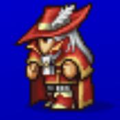 赤魔導士の画像