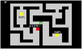 パンデモニウム3F
