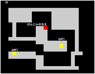 パンデモニウム7F