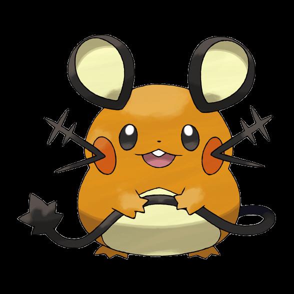 Pokemon Sword and Shield - Dedenne