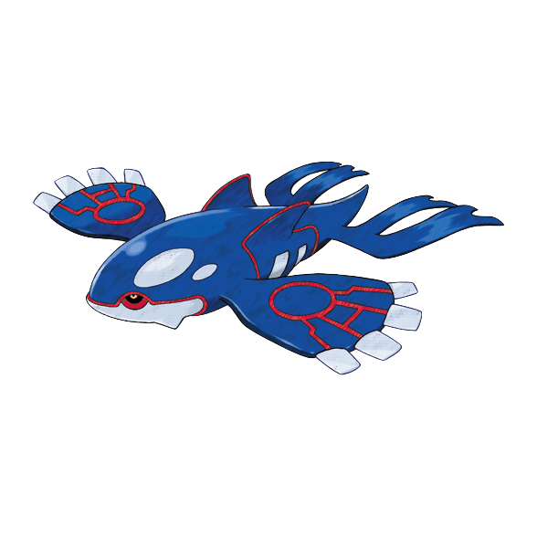 Kyogre Image