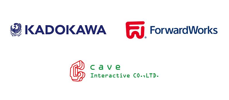 KADOKAWA×フォワードワークス新プロジェクト