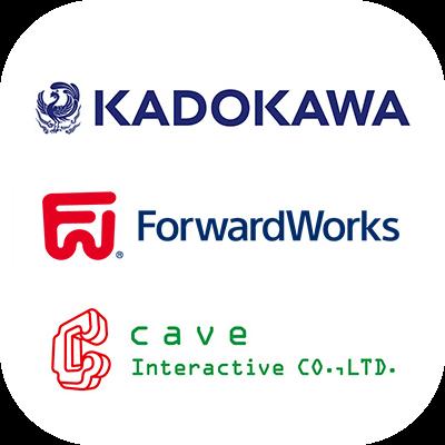KADOKAWA×フォワードワークス新プロジェクト画像