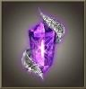 紫の覚醒石の画像