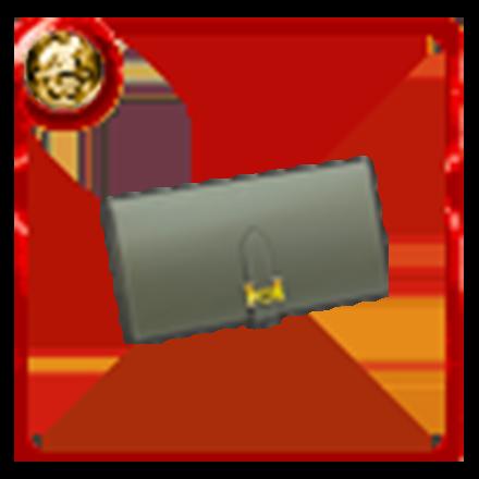 開運ヘルメスの財布の画像