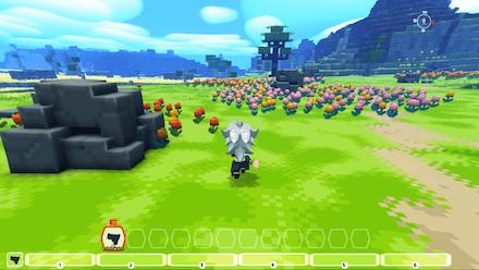 tera ゲーム画面