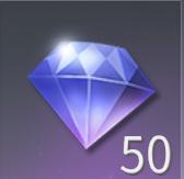 ダイヤ×50の画像