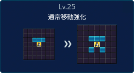 李儒Lv25移動強化