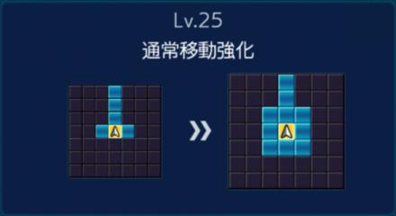 馬超Lv25移動強化
