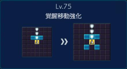 黄蓋Lv75移動強化