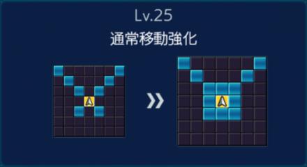 趙雲Lv25移動強化