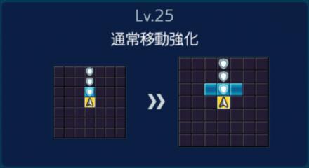張飛Lv25移動強化