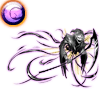 【神】デモンズソウルリーパー・闇のアイコン