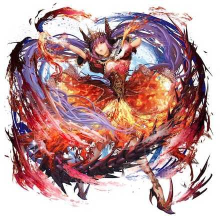 [炎国の女王]フレムレリアの画像