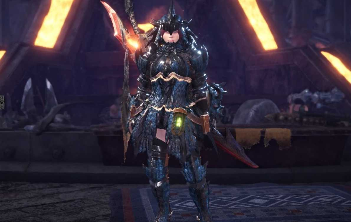 Rath Soul Layered Armor