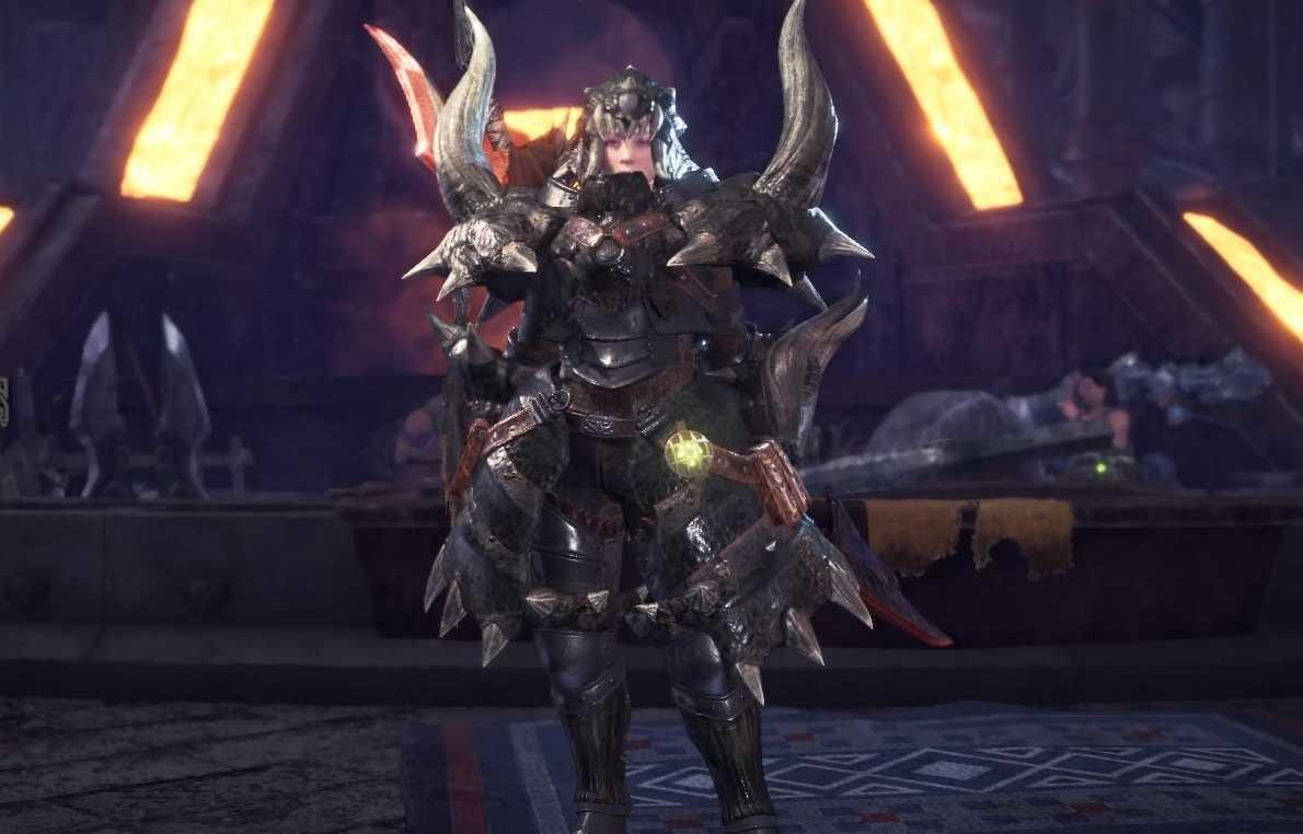 Diablos Nero Layered Armor