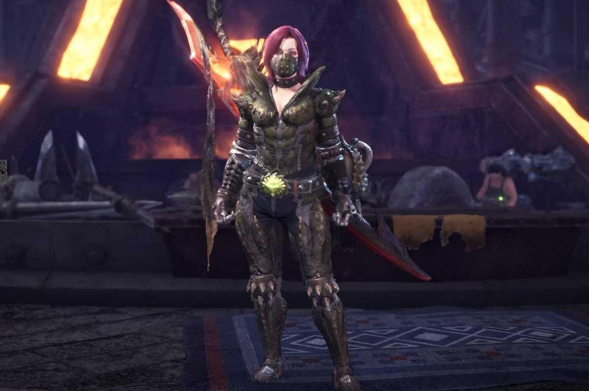 Dober Layered Armor