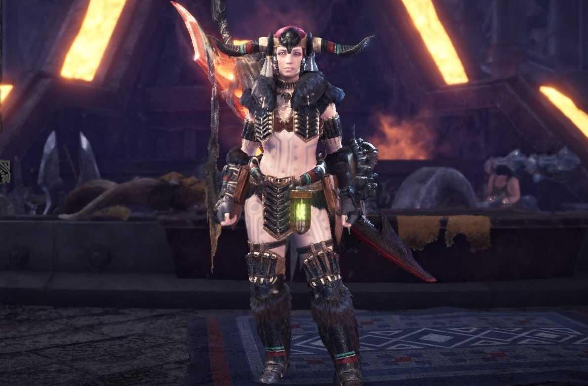 Deviljho Layered Armor