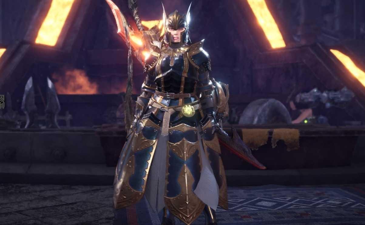 Zora Alpha Layered Armor