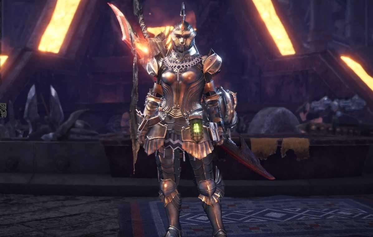 Kushala Alpha Layered Armor