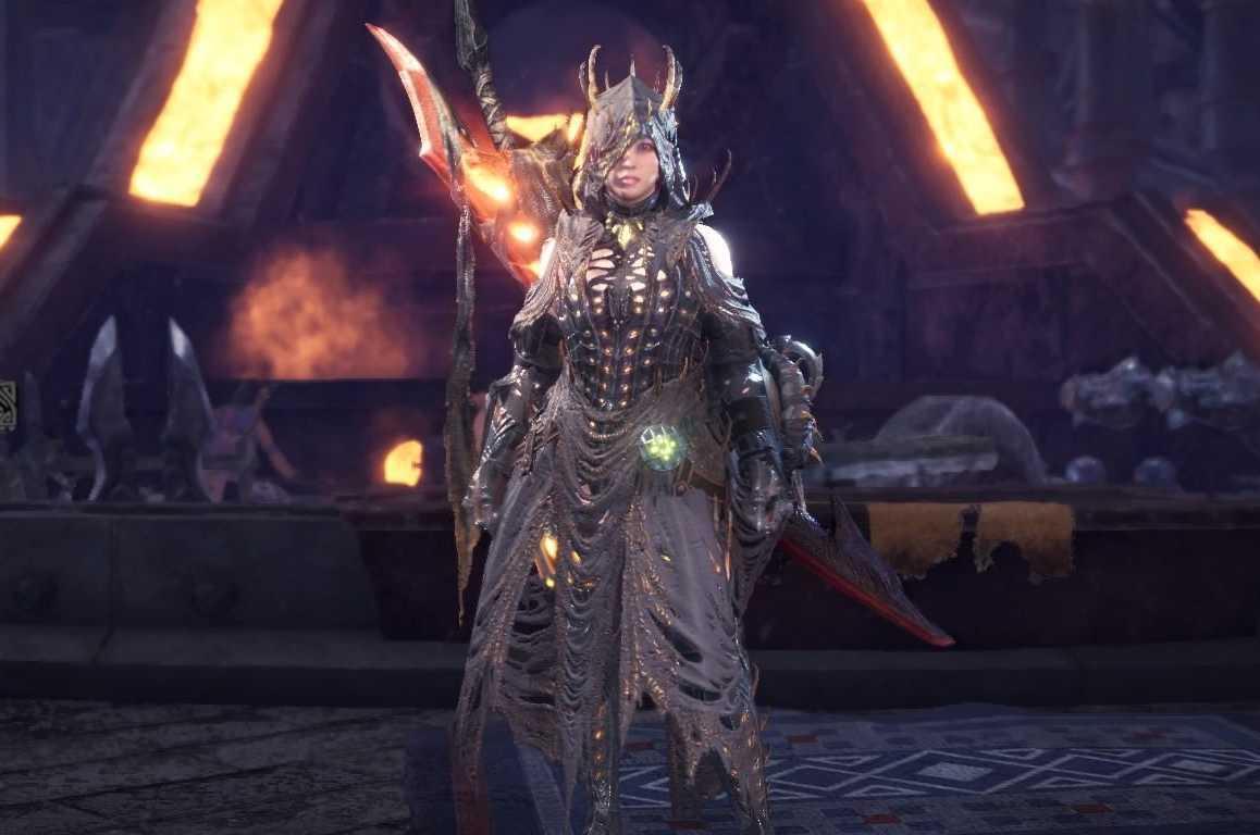 Vaal Hazak Alpha Layered Armor