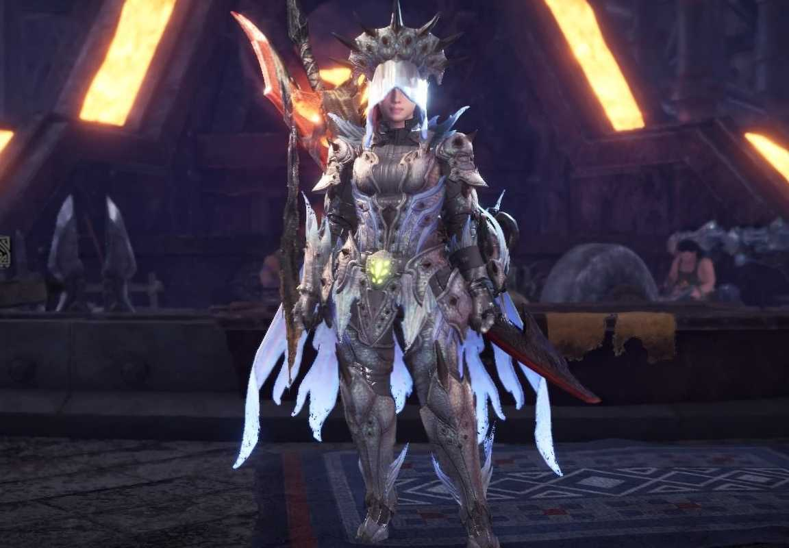 Xeno Alpha Layered Armor