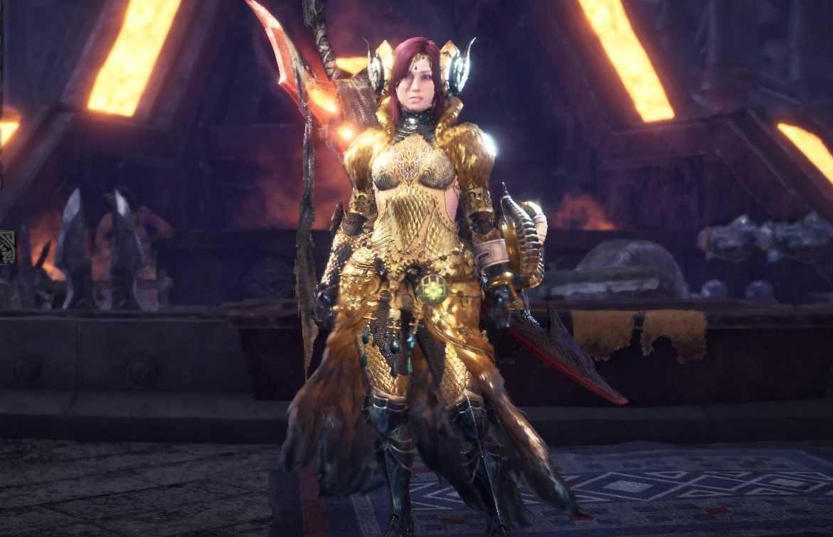 Kulve Alpha Layered Armor