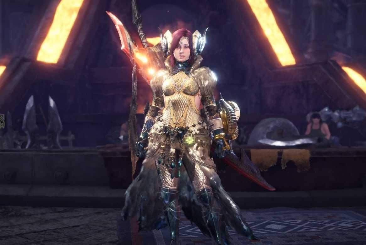 Kulve Gamma Layered Armor